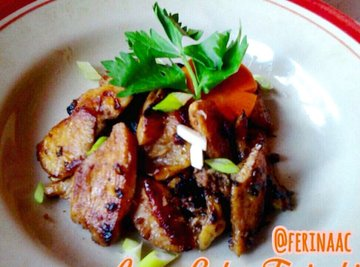 Ayam Bakar Teriyaki By @Ferinaac