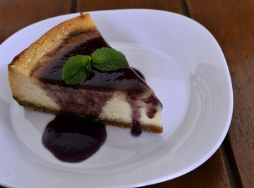 Cheesecake Topping Blueberry Saus Blueberry
