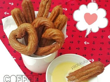 ♡Coffee Churros♡
